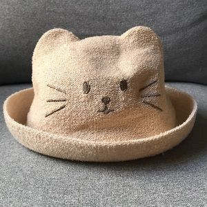 Zara toddler girl hat - $10 (size 18-24 months)